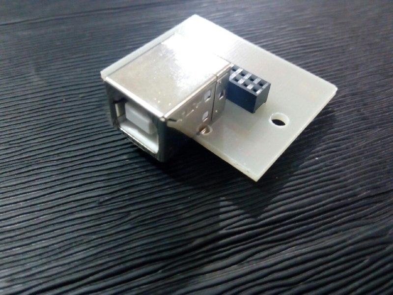 رابط سریال به USB TTL